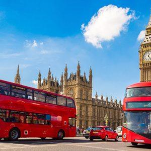 חופשה בלונדון